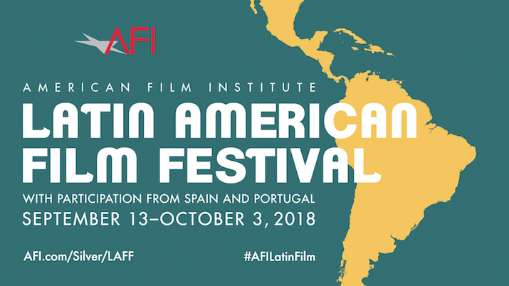 Festival de Cine Latinoamericano en el AFI