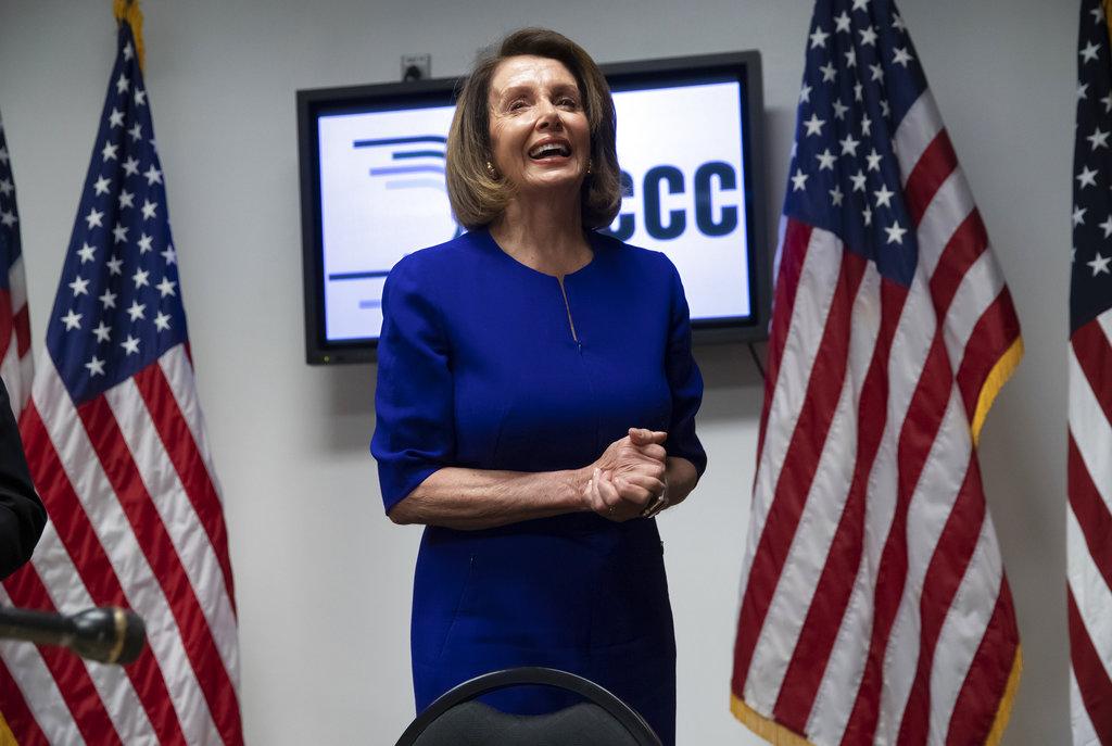 Demócratas prevén lucha de Pelosi para presidencia de Cámara