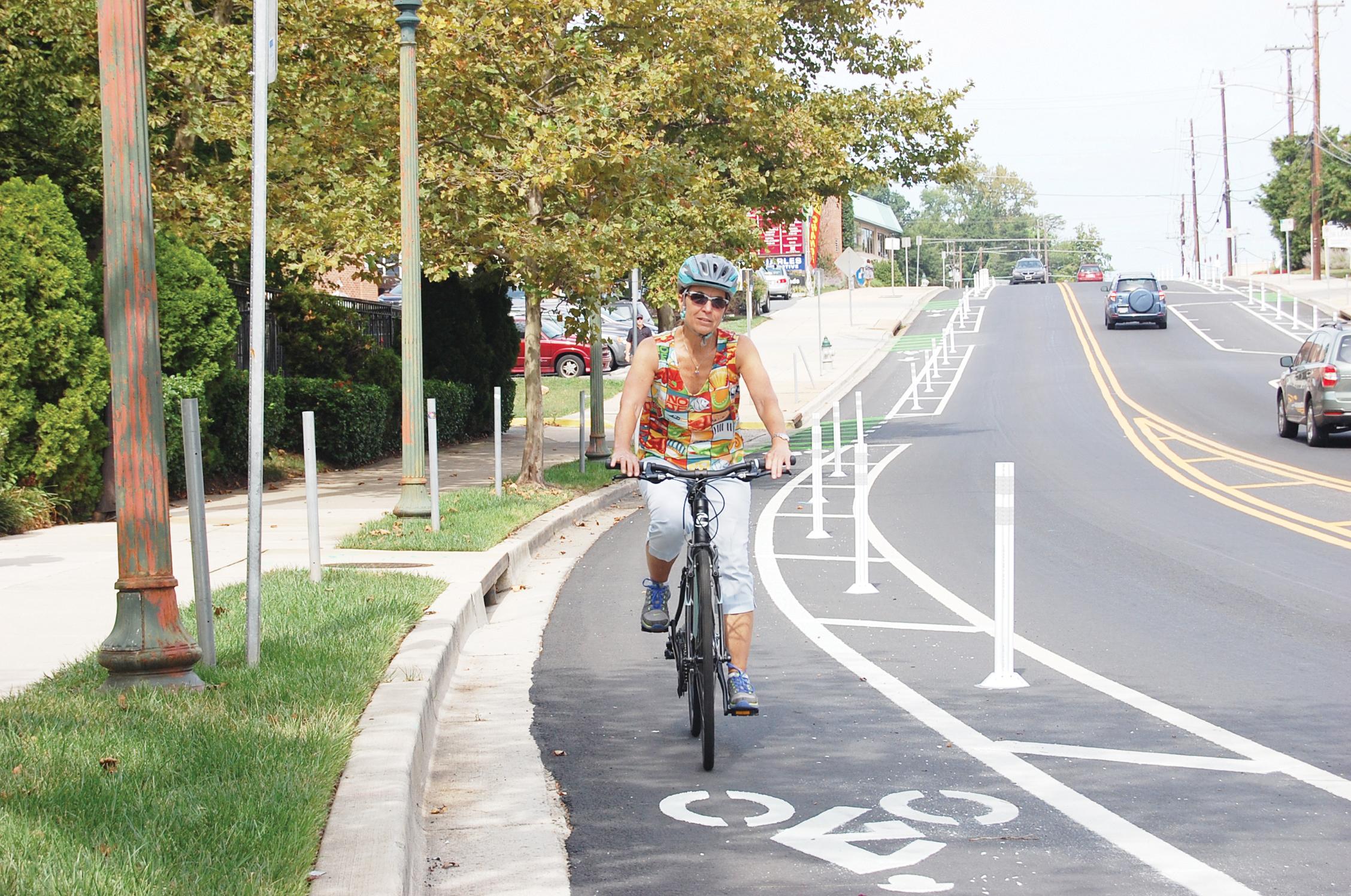 Montgomery, condado de clase mundial en ciclismo