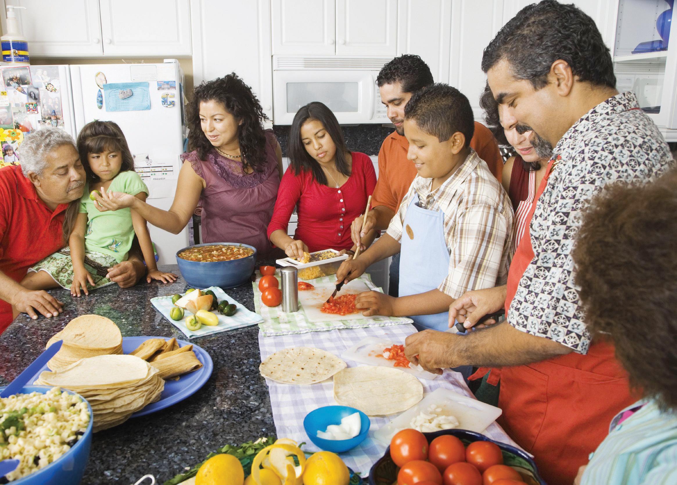 Latinos también celebran Día de Acción de Gracias
