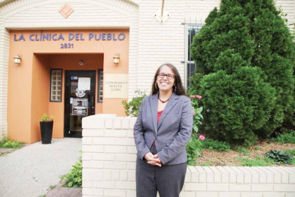 Clínica del Pueblo tiene nueva directora