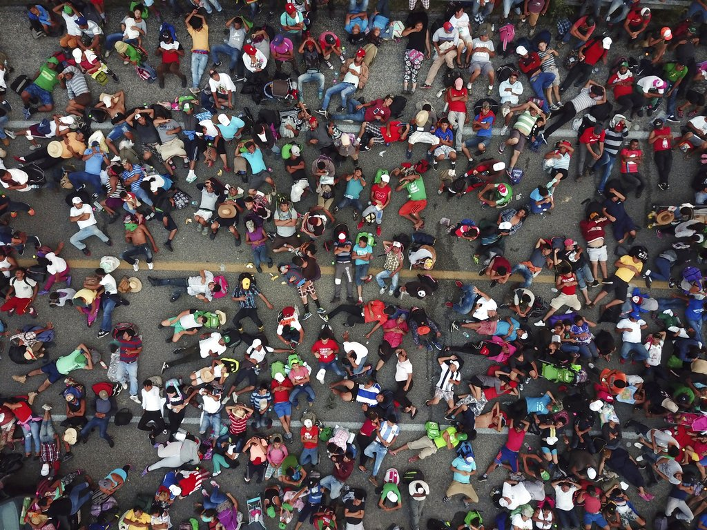 Gobierno de Trump promete enjuiciar a migrantes en el futuro