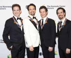 2018 Kennedy Center honorees, co-creators of