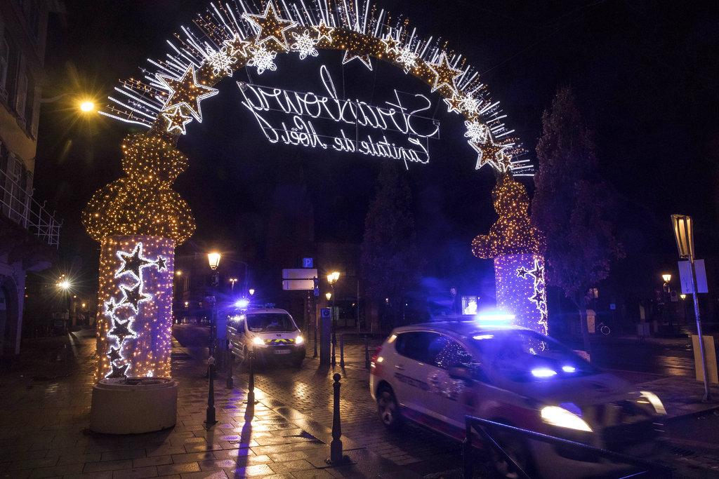 Francia identifica al sospechoso de un ataque en Estrasburgo
