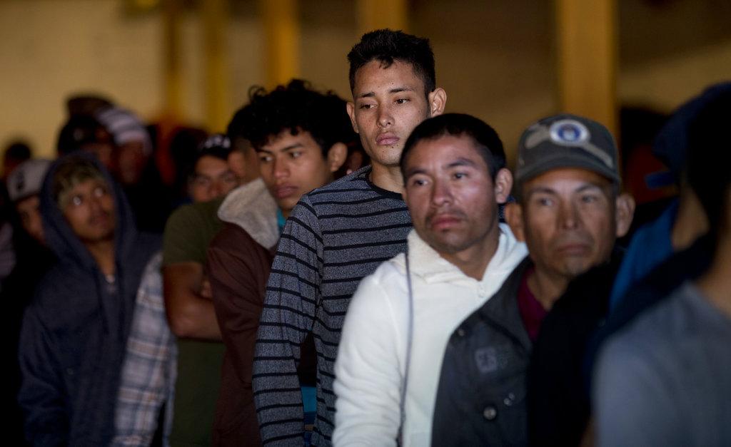 México está dispuesto pero no listo para retener migrantes