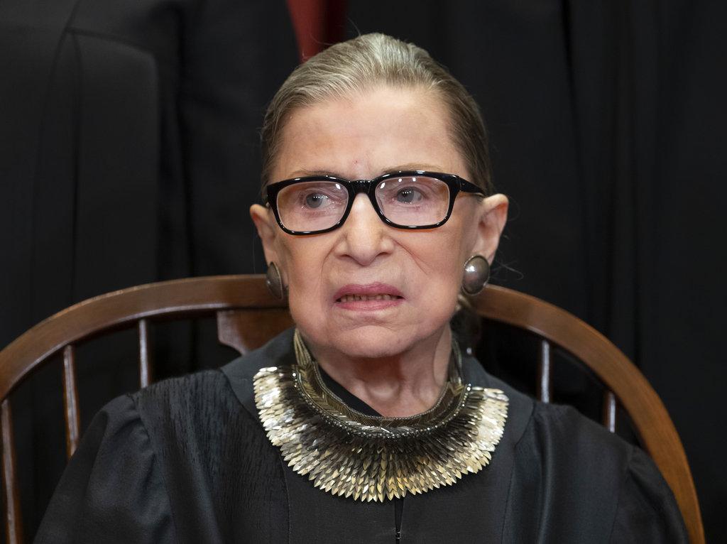 Jueza de Corte Suprema de EEUU es dada de alta de hospital