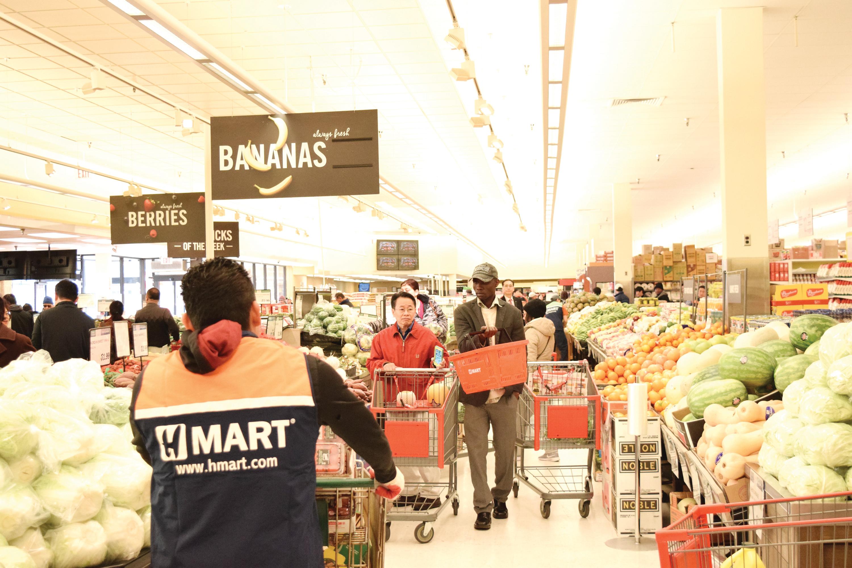 HMart abre nueva tienda en Herndon