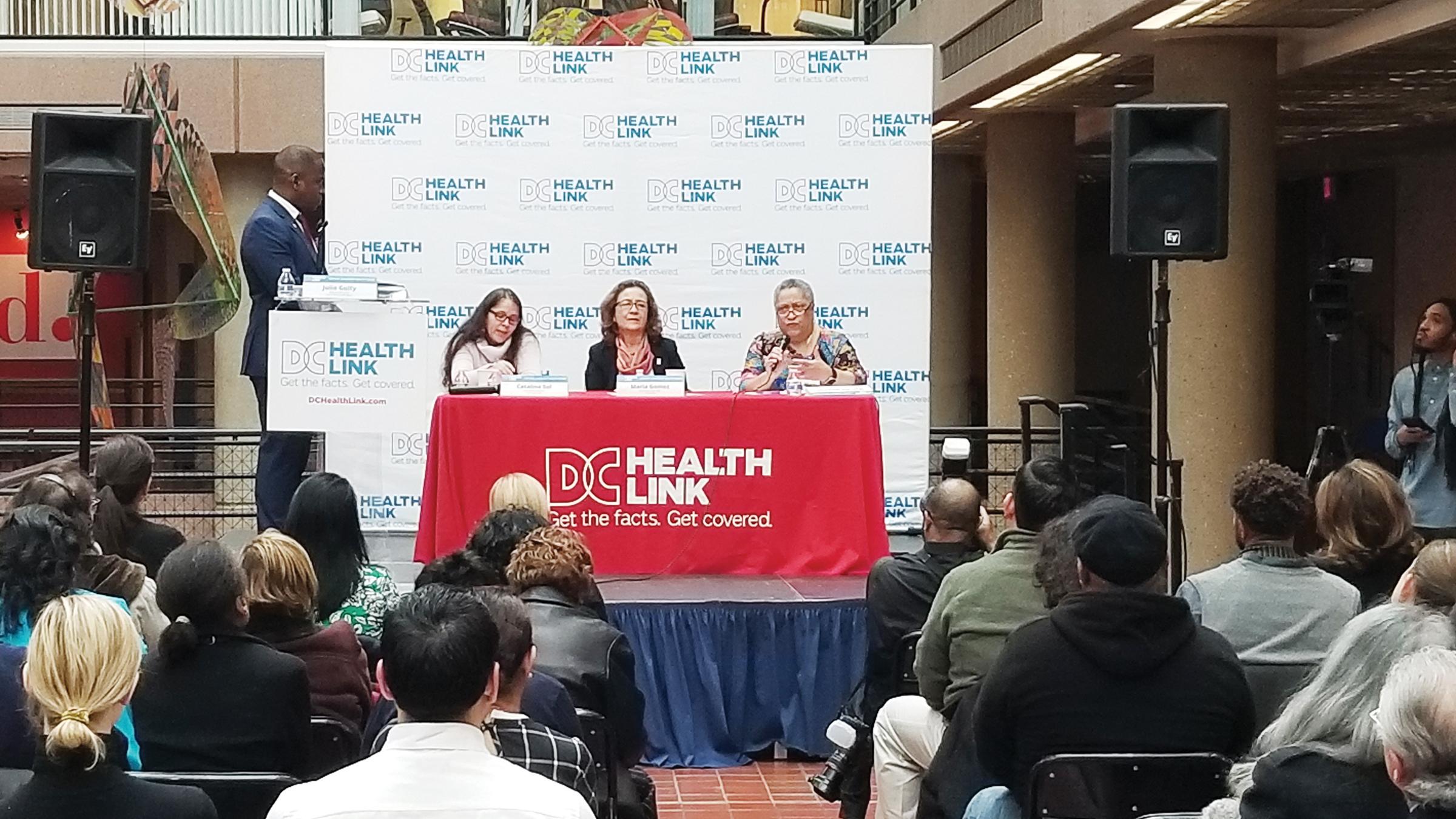 Cobertura de salud sigue fuerte en DC