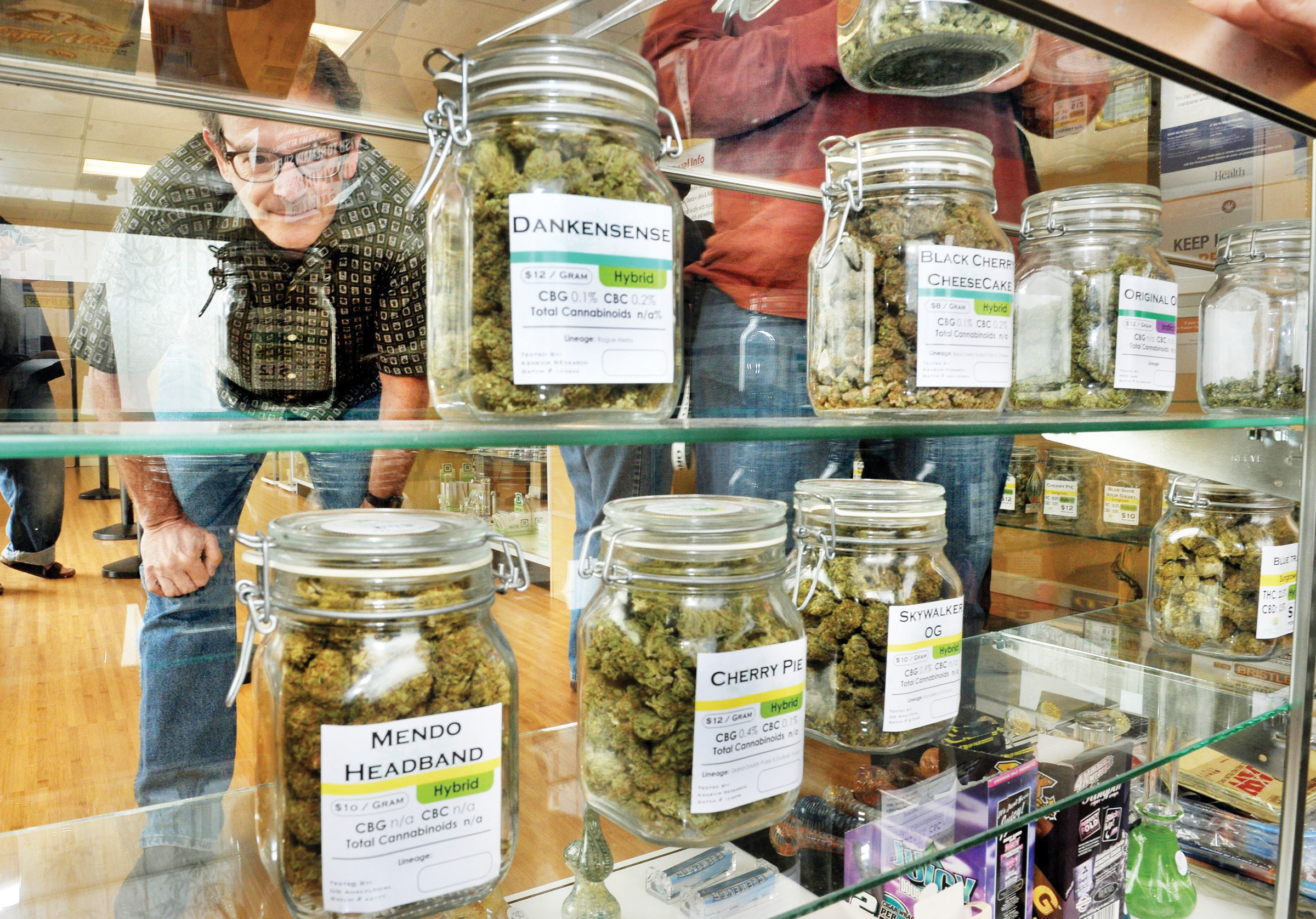 Buscan descriminalizar marihuana en VA