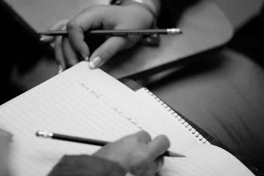 CENAES continúa con tarea de alfabetización
