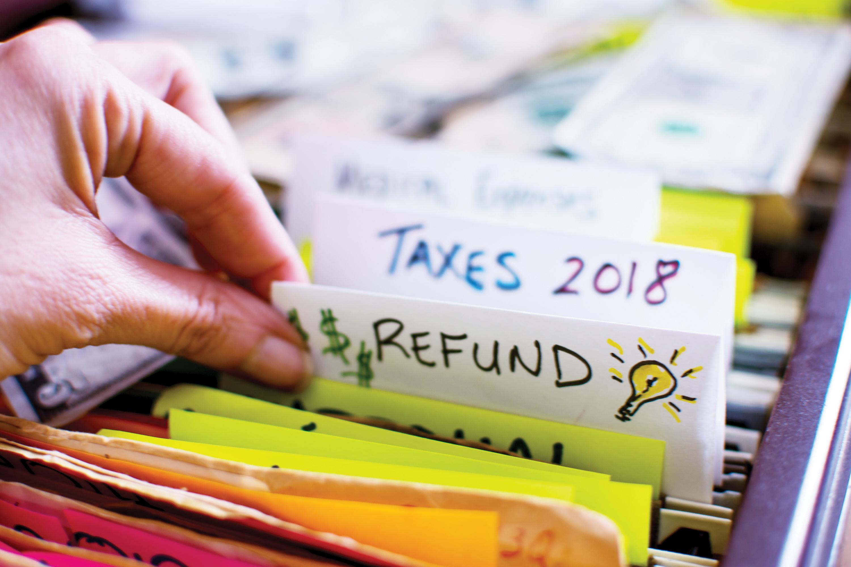 Sí habrá devolución de taxes