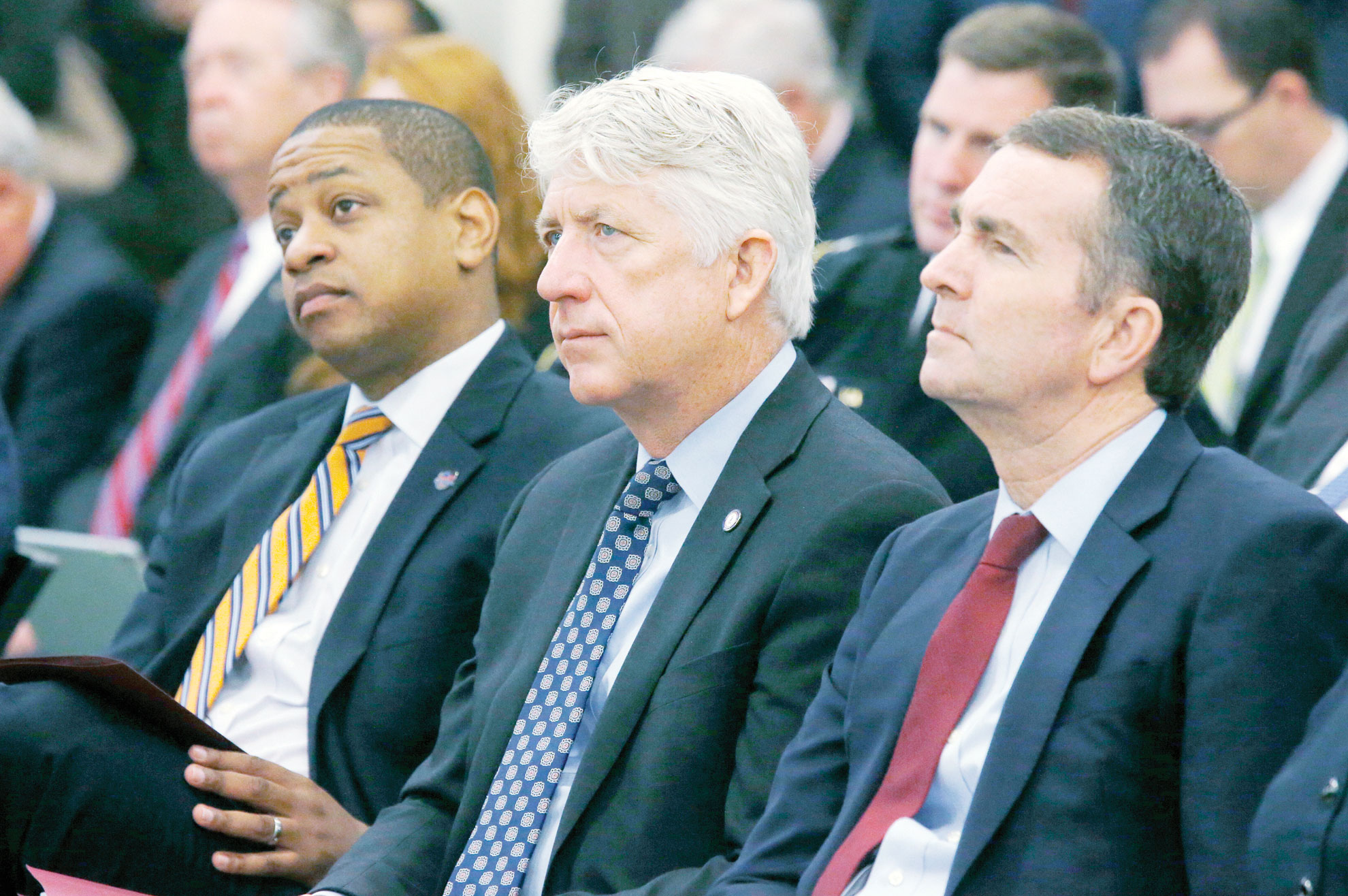 Virginia enfrenta su peor crisis política