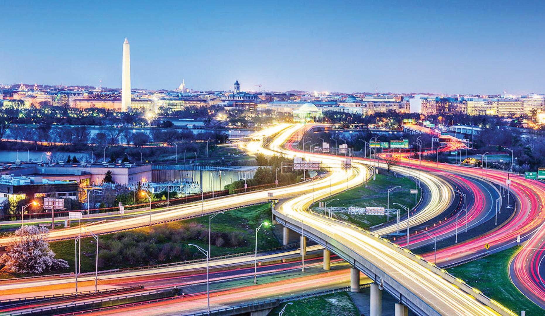 Transporte de clase mundial  tendrá la Región Washington