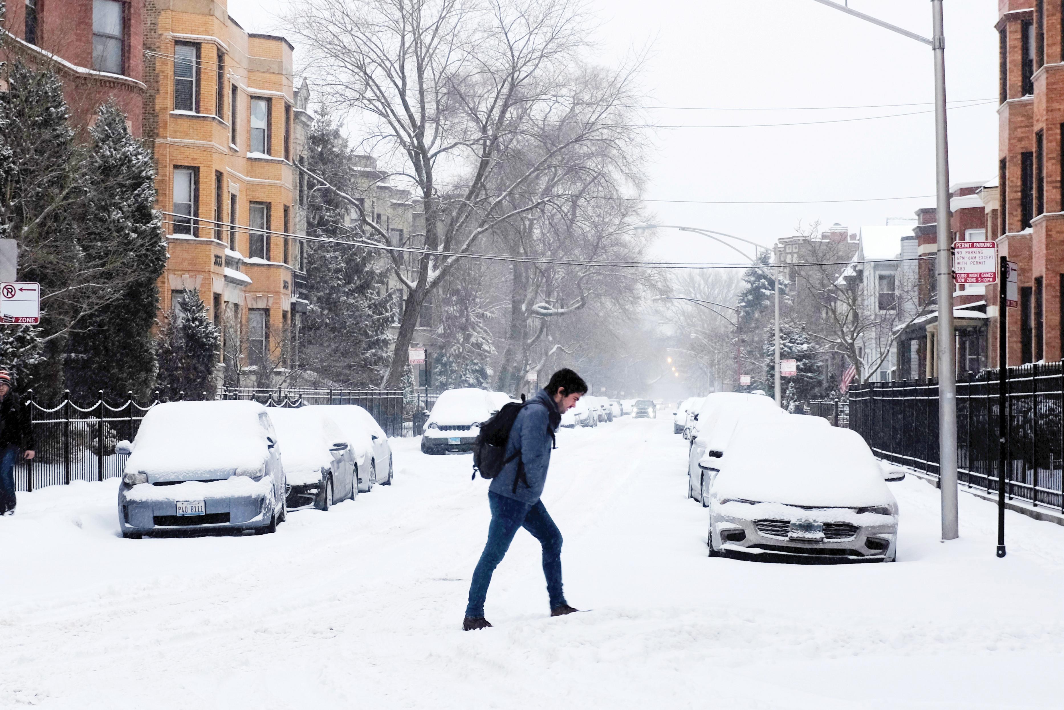 Frío brutal golpea toda la región