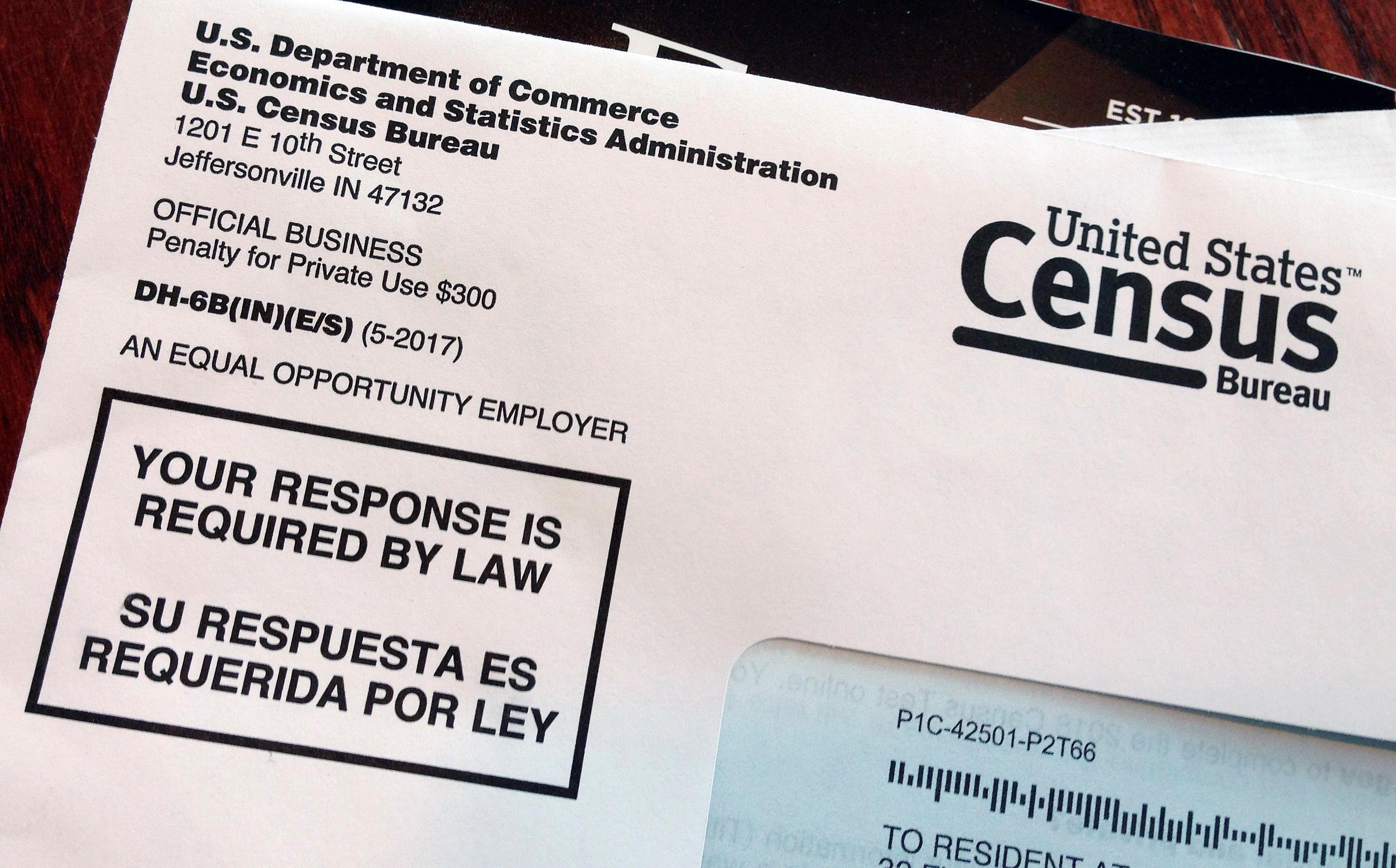 Oficina del Censo busca datos sobre estatus legal