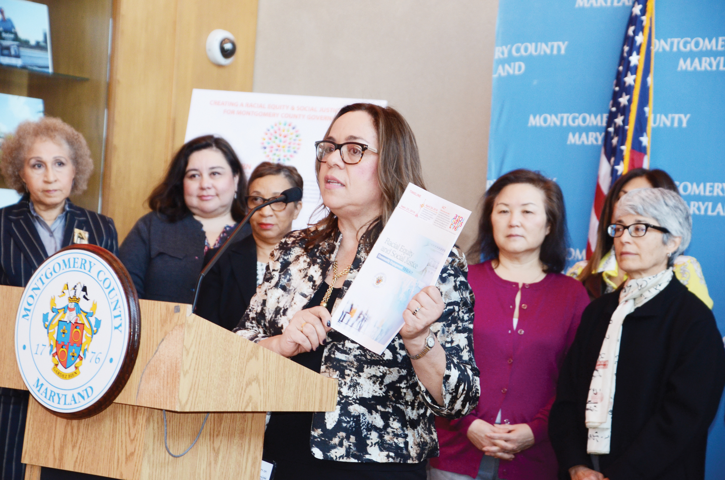 Crean plan de equidad racial en Montgomery