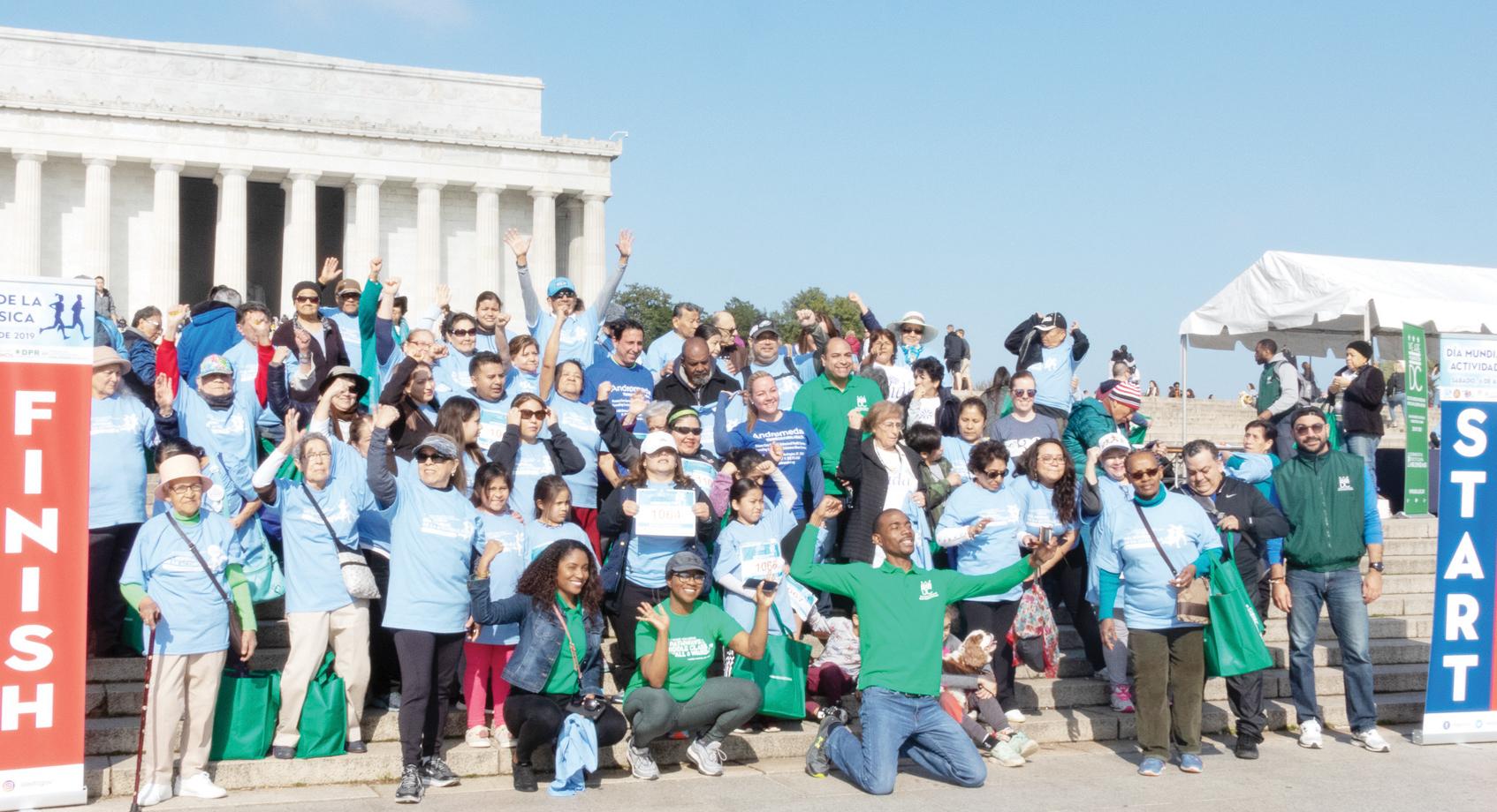 MOLA celebra el Día  Mundial de la Actividad Física