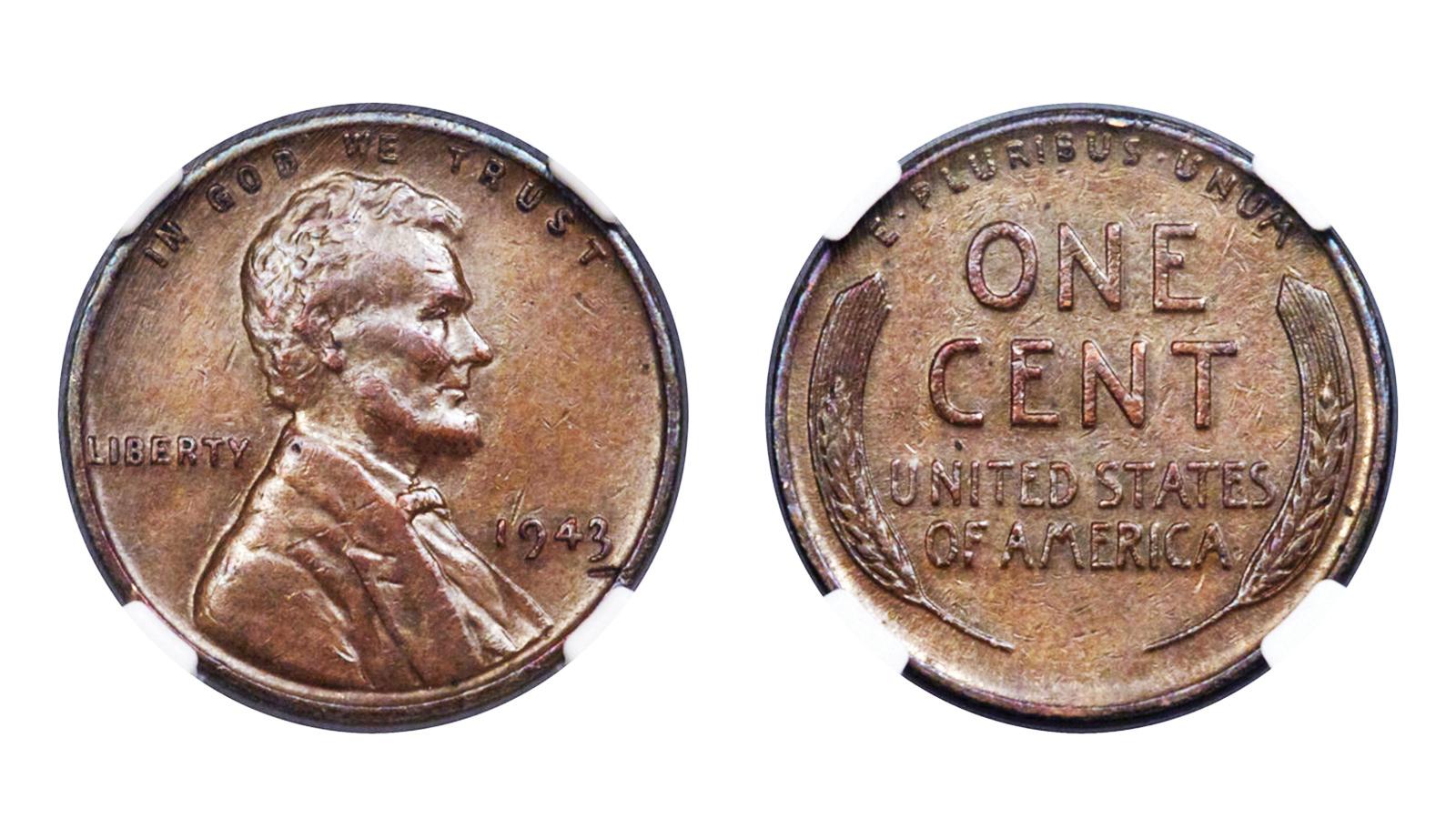 Liberan valiosas monedas de colección
