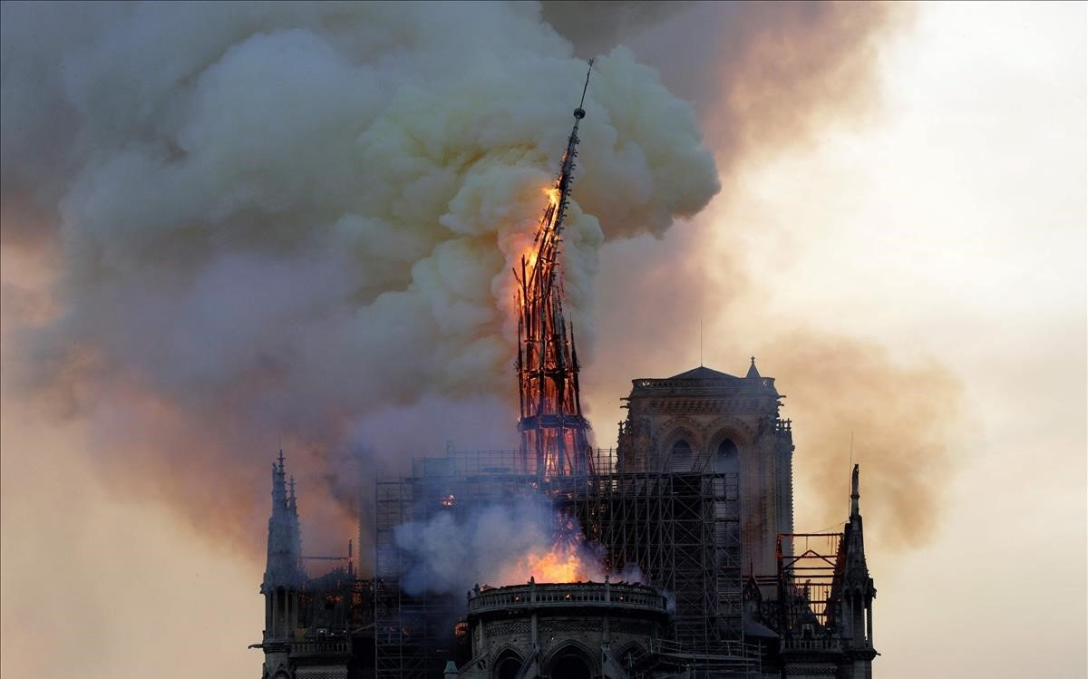 ¿Quieres donar a la reconstrucción de Notre Dame? BBB te aconseja esperar