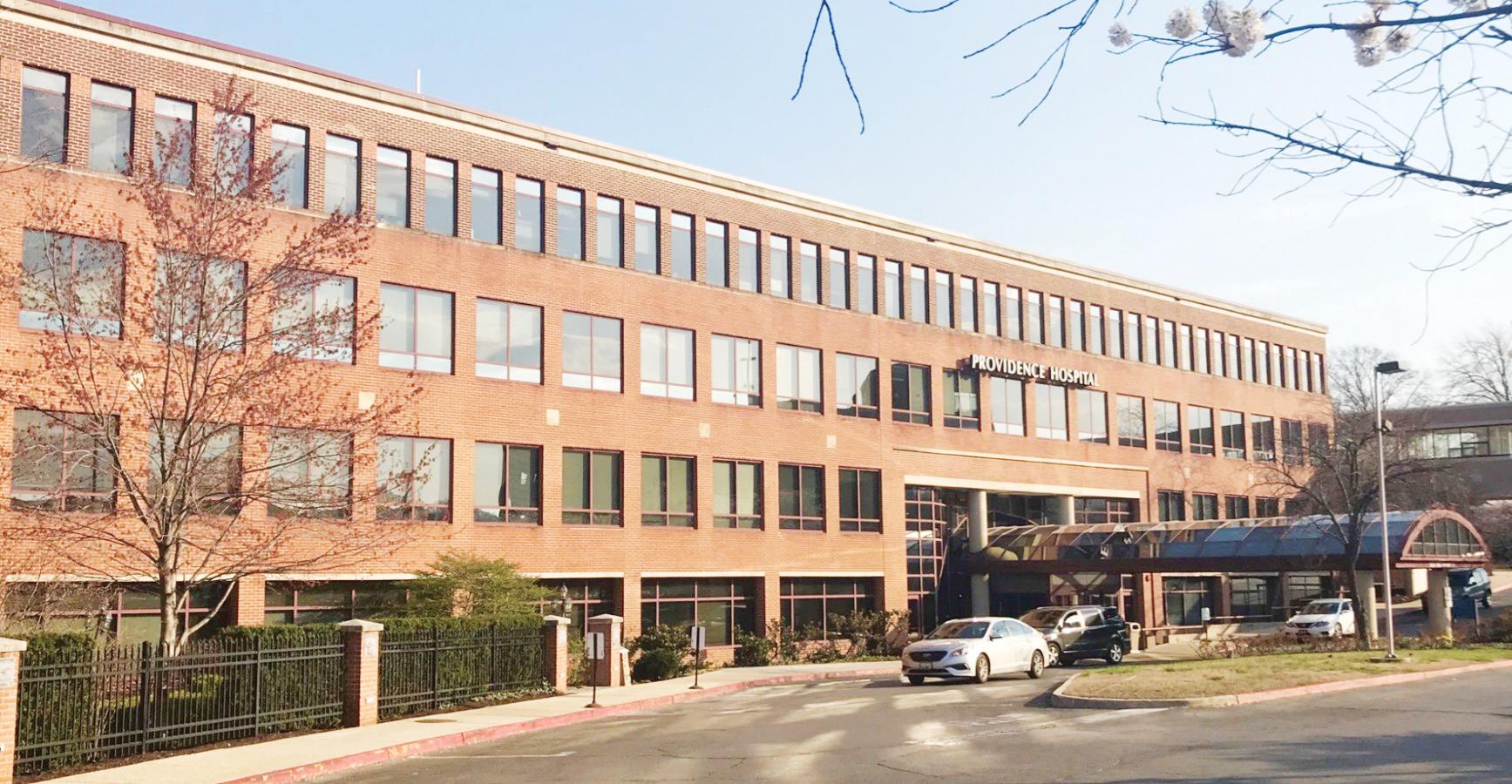 Cierran hospital Providence en DC