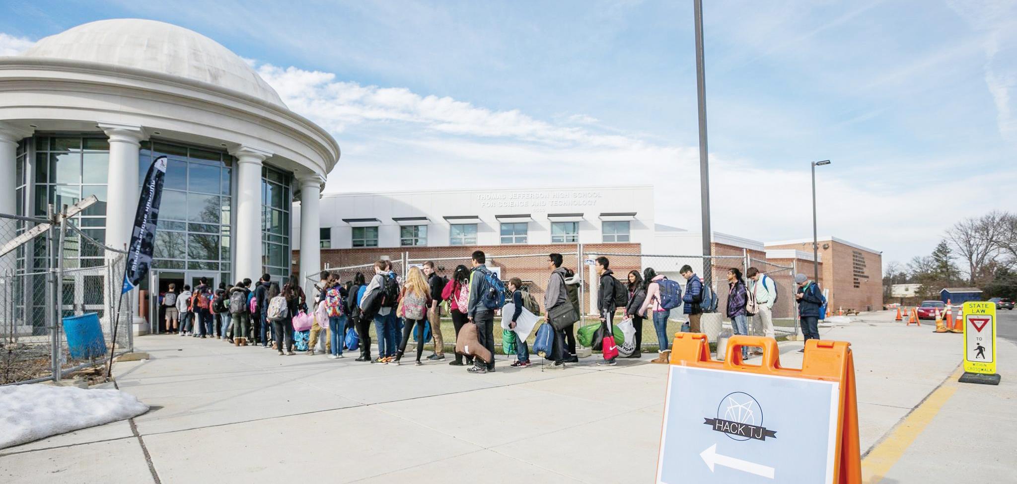 Escuela de Fairfax entre las mejores del país