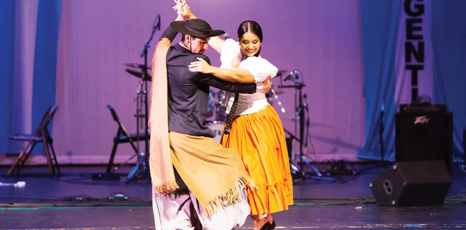 32 Festival Argentino 2019 con lo mejor del tango y Folklore