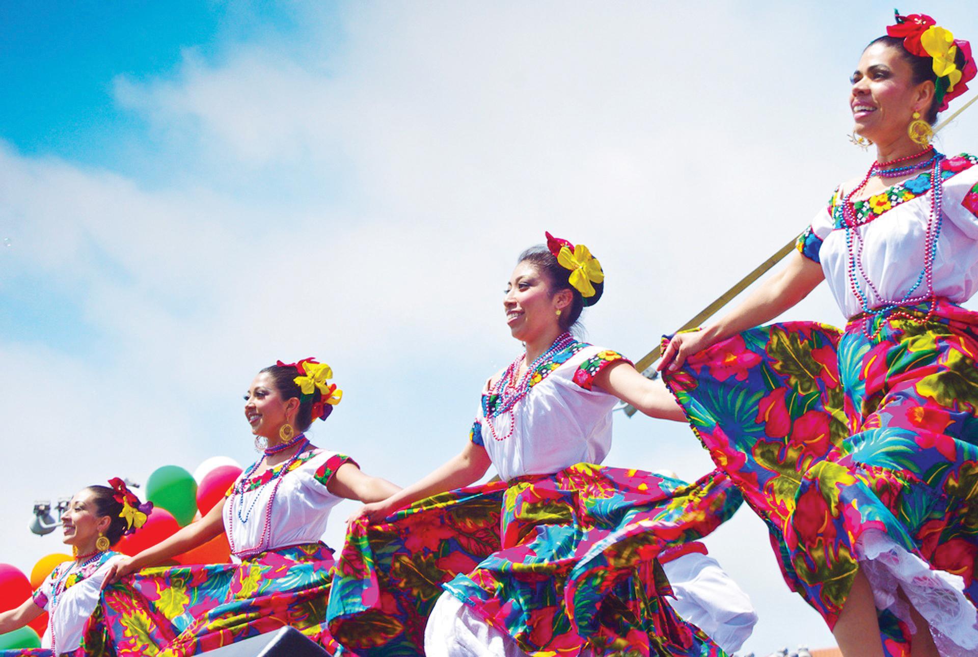 """En grande se celebra el """"Cinco de Mayo"""""""