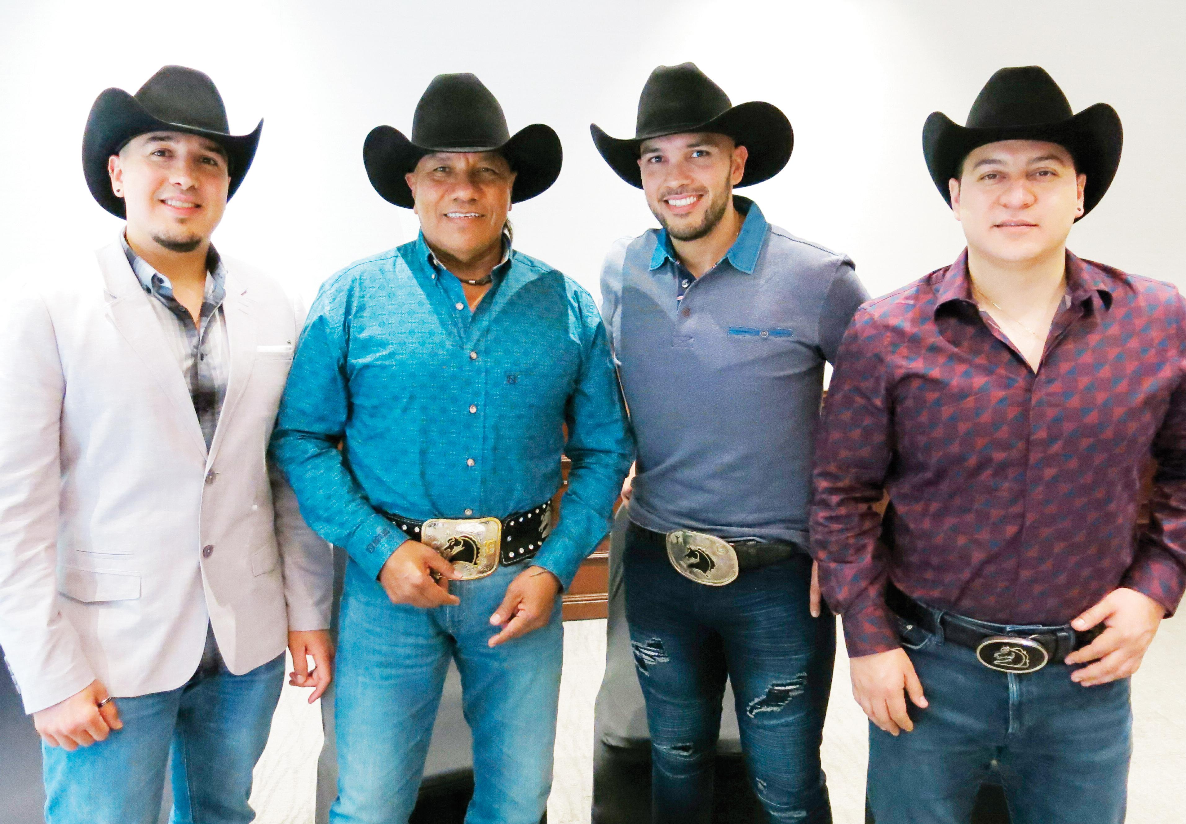 """Grupo BRONCO retorna """"Por Más"""""""
