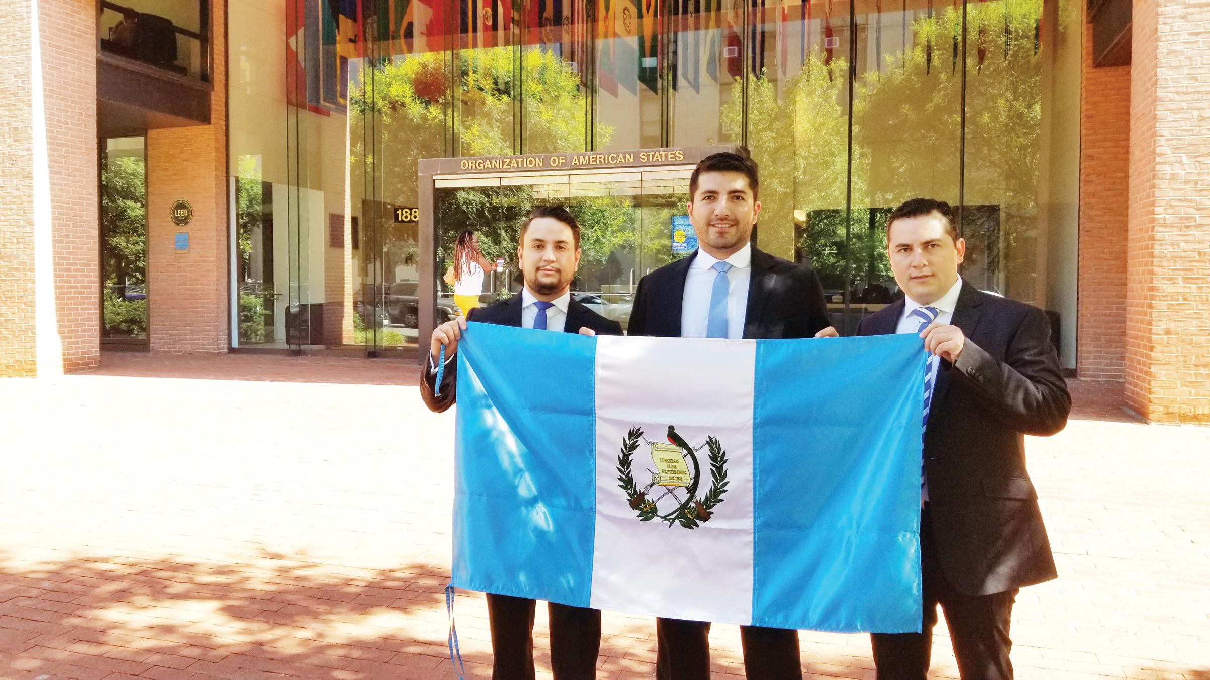 Abogan por Zury Ríos en la Corte Interamericana
