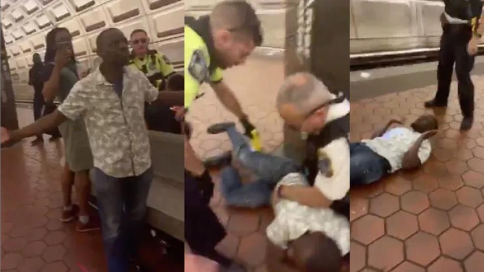Investigan a policía del Metro