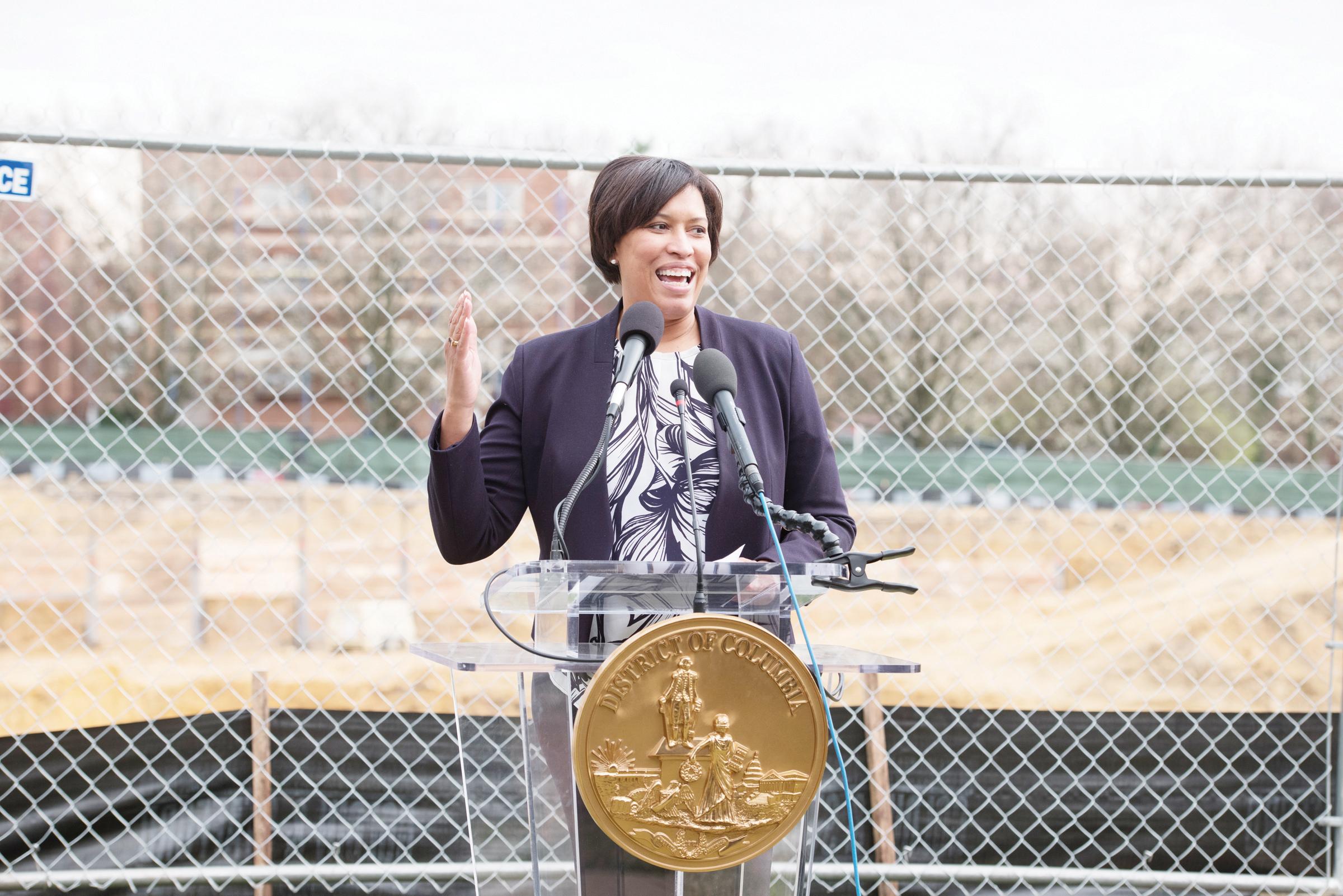Inauguran casas  accesibles en el  Distrito 1 de DC