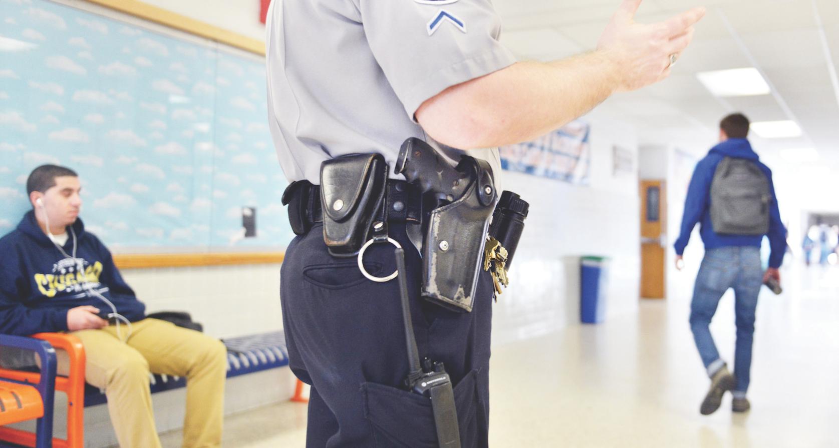Escuelas de Fairfax cambian código de conducta