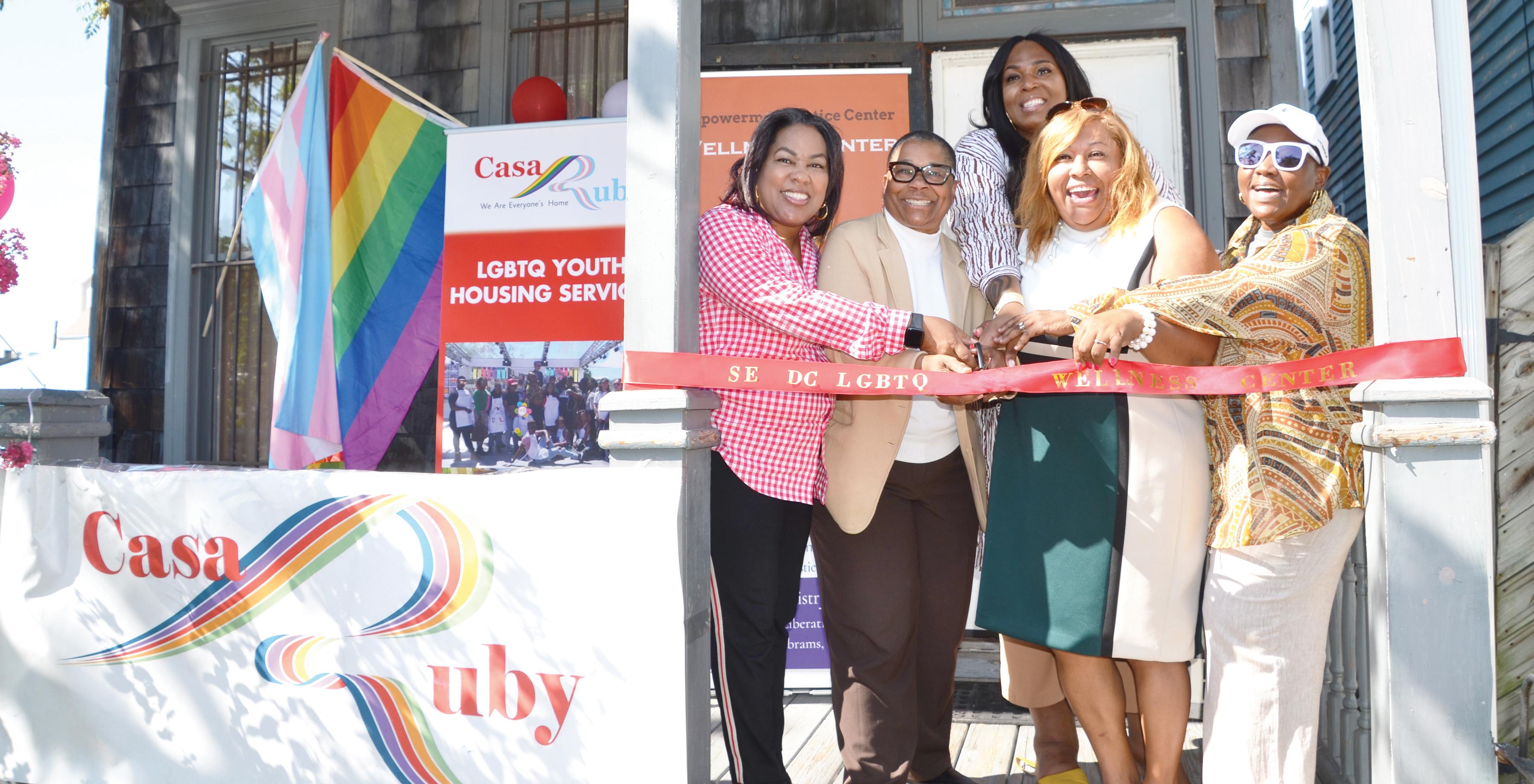 Casa Ruby abre nuevo centro