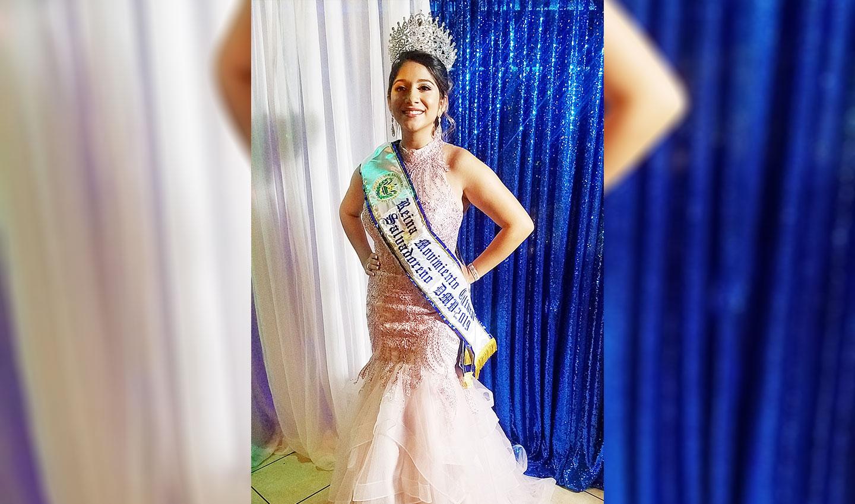 Movimiento Cultural Salvadoreño DMV tiene nueva reina