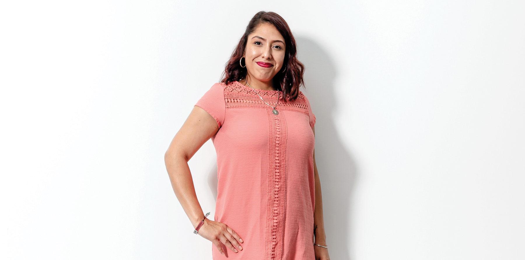 Natalia Montelongo entre las Líderes de Coors Light