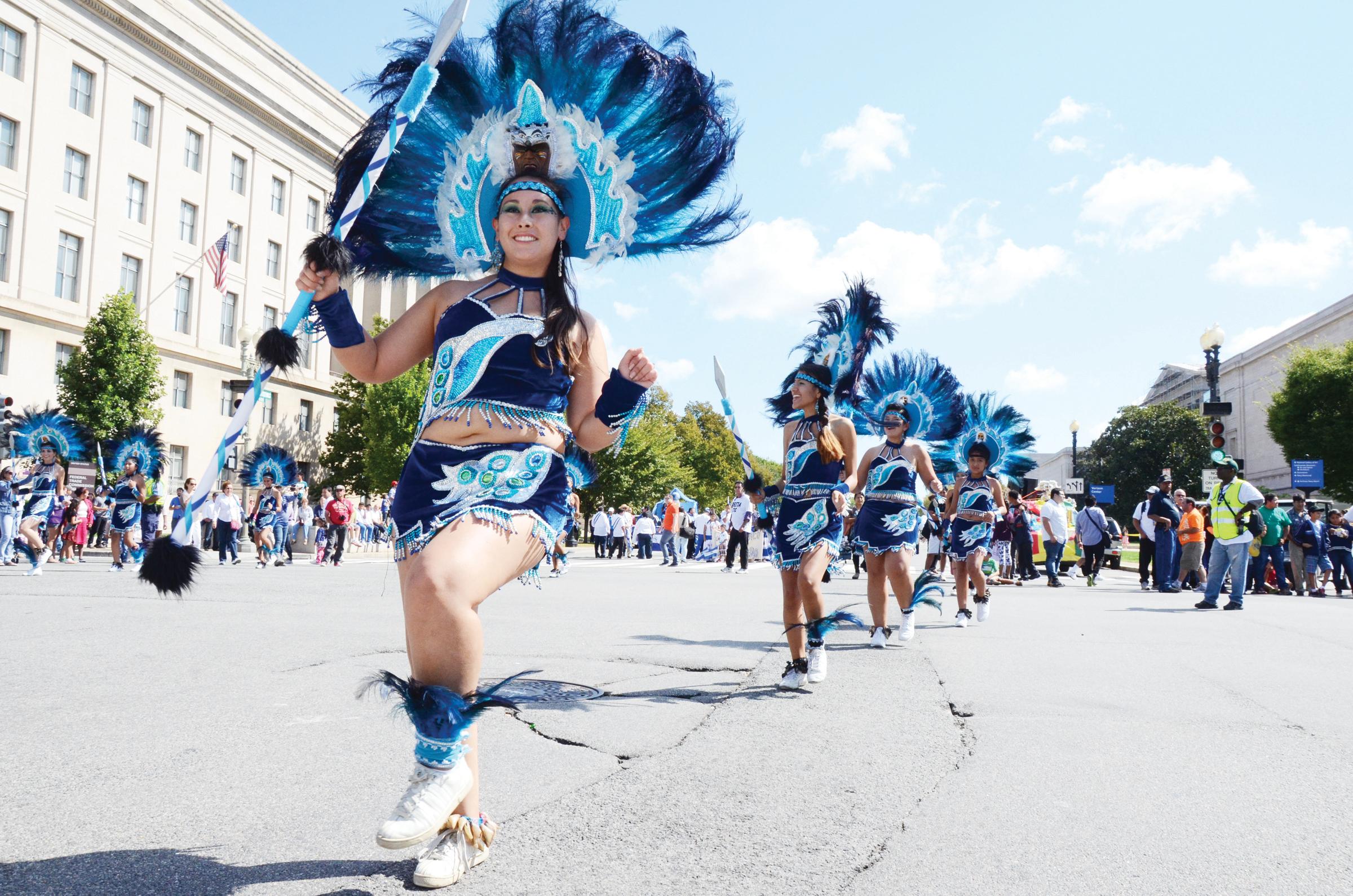 Fiesta DC y el orgullo Latino
