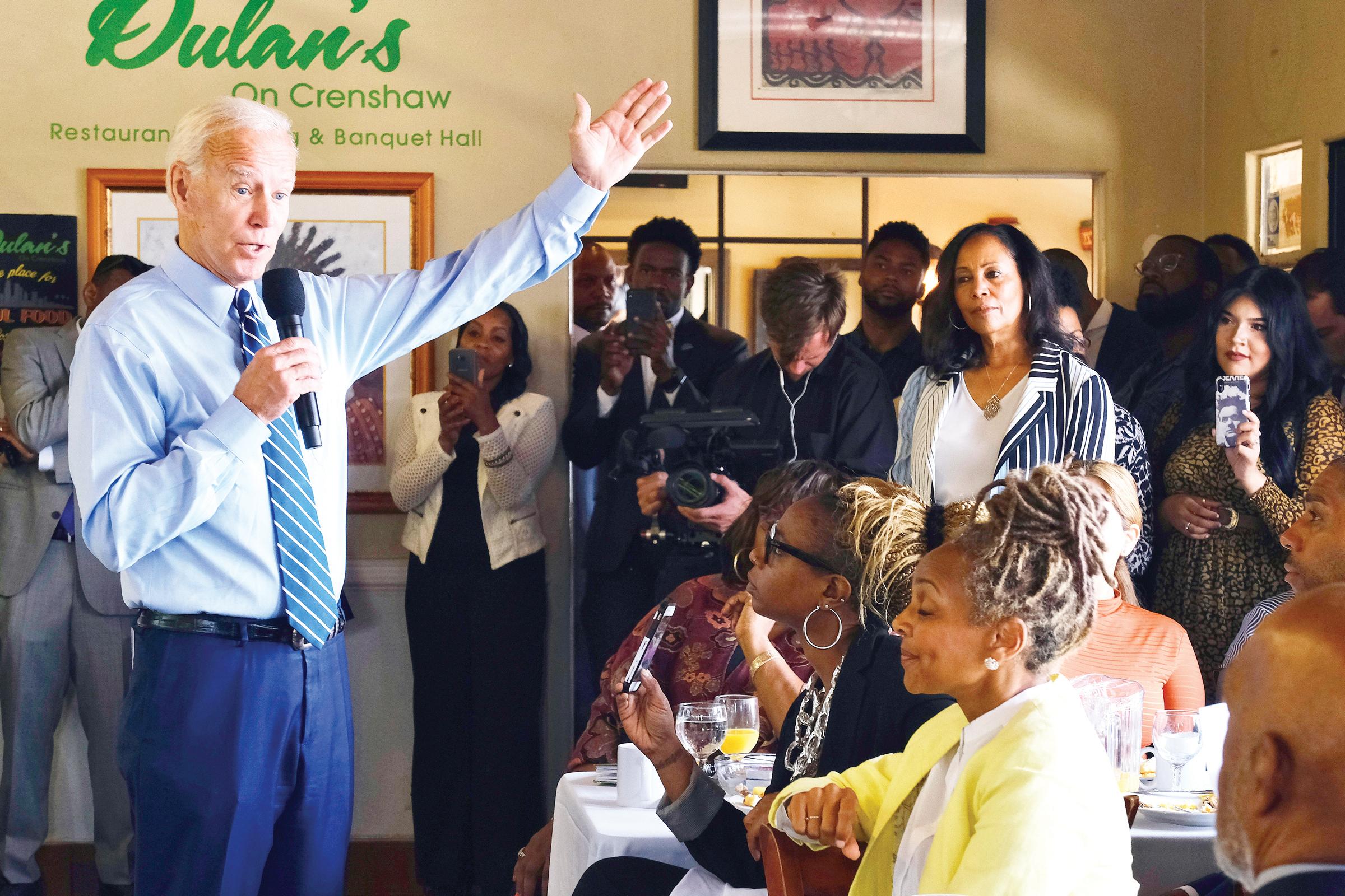 Voto afroestadounidense, decisivo en las elecciones