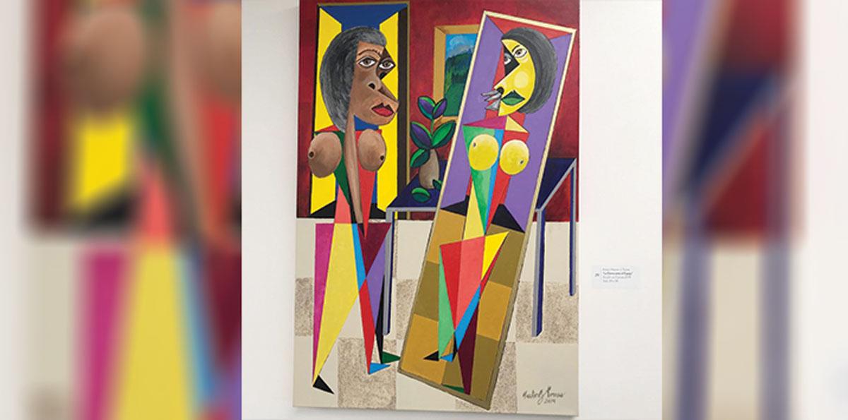 """Exposición """"Transiciones"""" revela gran obra de arte de Héctor Julio Torres"""