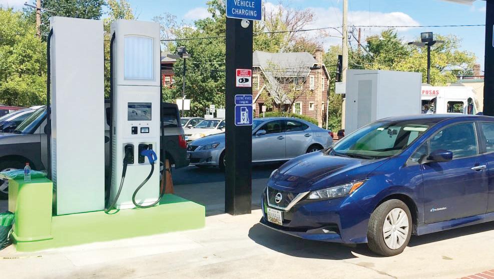 Adiós gasolina, ahora electricidad