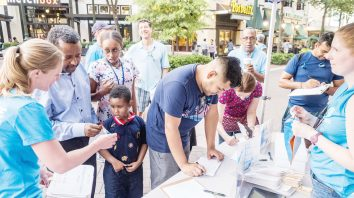 Thrive Montgomery Day 4 at the Ellsworth Fountain Plaza Stage  in downtown Silver Spring held June 29th, 2019.