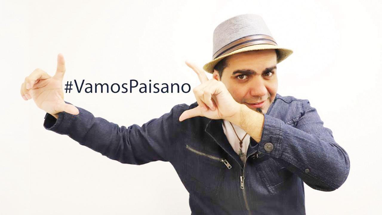 Jonathan Acosta, cantante y compositor venezolano en el DMV