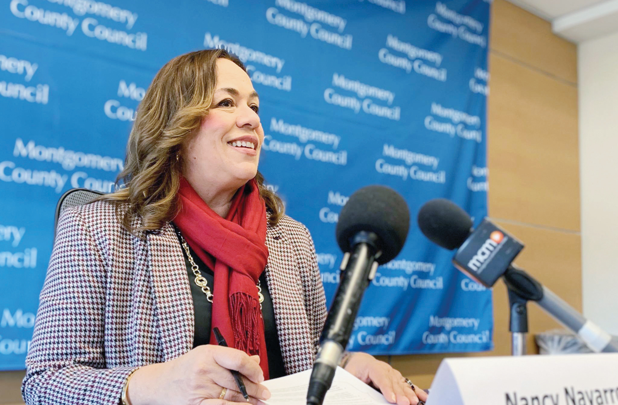 Nancy Navarro culmina periodo como presidenta