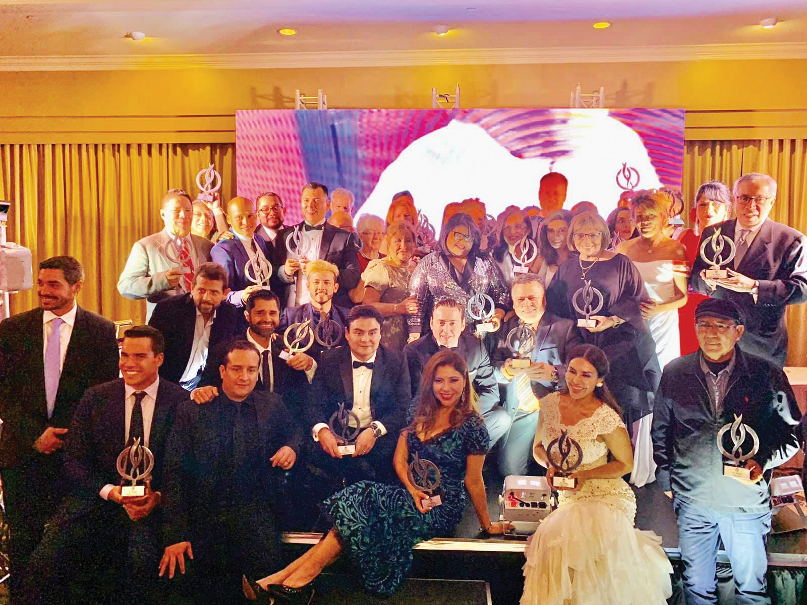 Latin Maya Awards 2019 por primera vez en USA