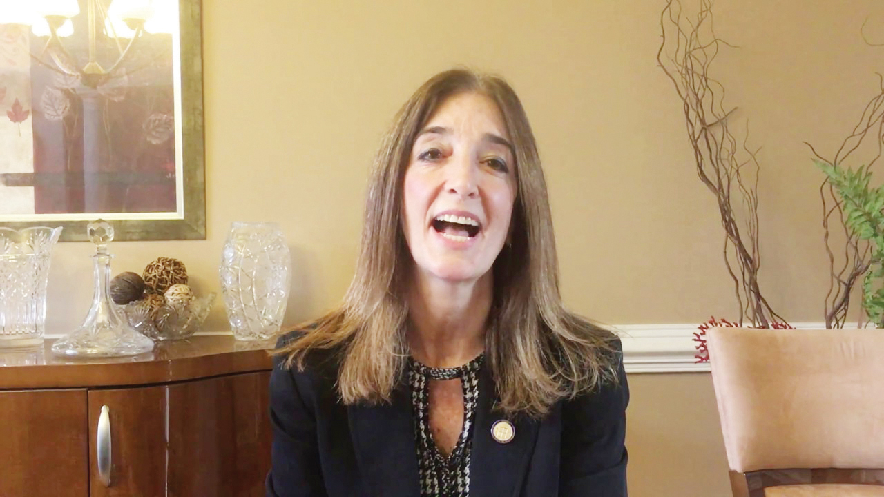 Una mujer presidirá la Cámara Baja en Virginia