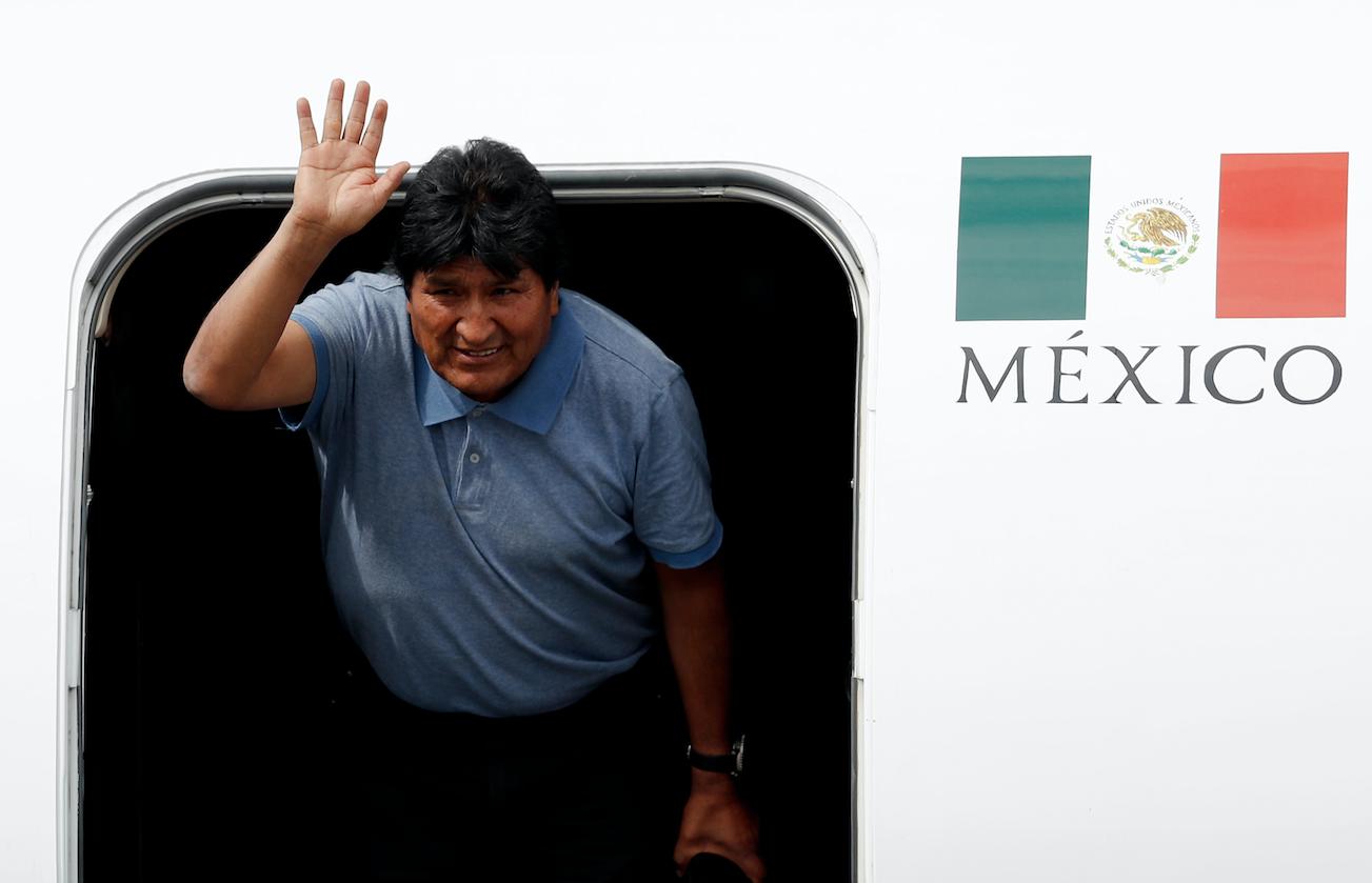 Evo Morales: si el pueblo lo pide, vuelvo a Bolivia