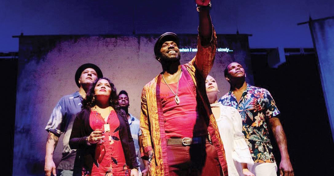 Ritmos afro-cubanos invaden en vivo el Teatro GALA