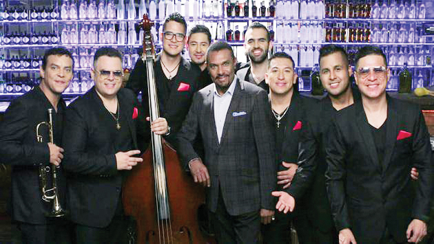 "El ""Septeto Acarey""  en The Palladium"