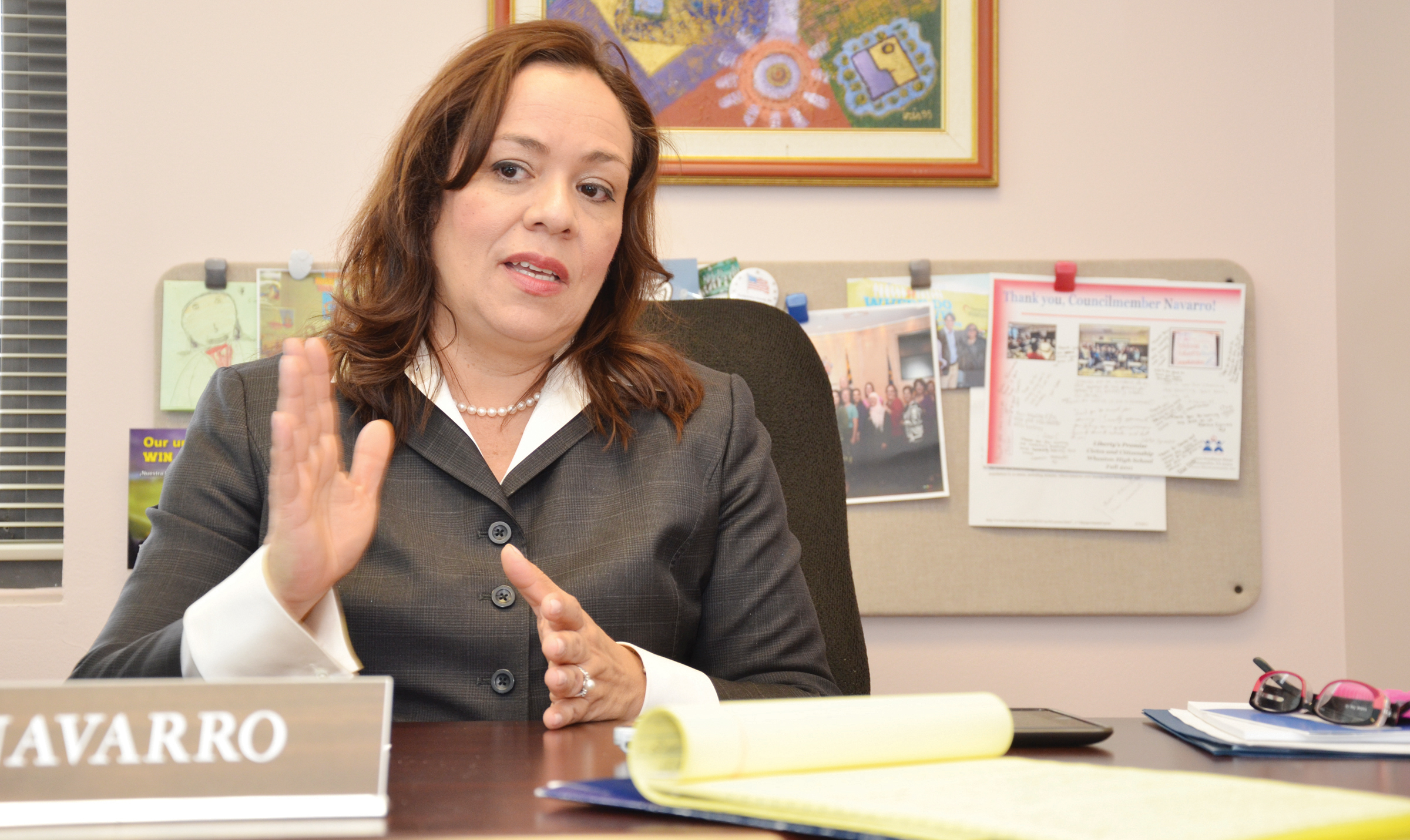 Nancy Navarro asume notable cargo regional