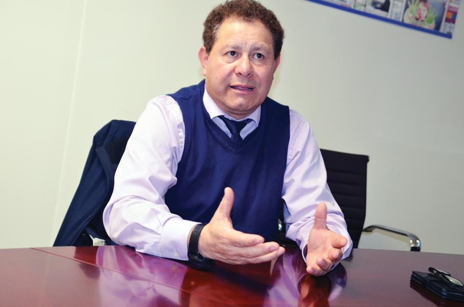 Mario Cristaldo busca un puesto como concejal de Washington D.C.