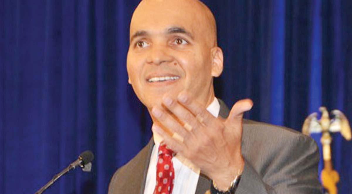 Franklin García postula para  concejal de Washington DC